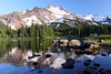 Scout Lake at Jefferson Park, Mt. Jefferson, Oregon