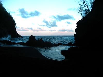Red Sand Beach (2)