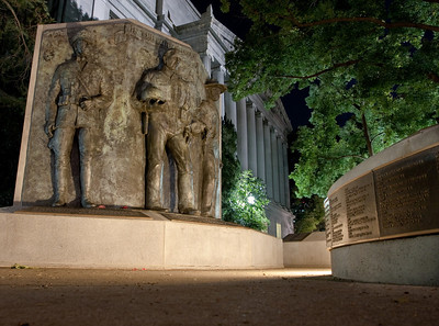 This is the monument to California's Law Enforcement Officers who have died in the line of duty, Sacramento California.