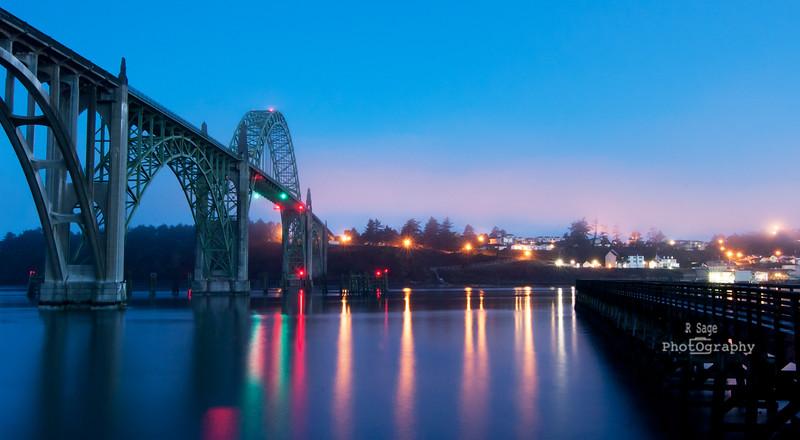 pier & bridge lights