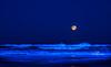 Blue hour moonset-1395