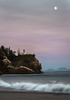 cape disappointment moonrise 2-4385