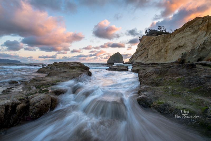 cape kiwanda spring sunset 2-0258