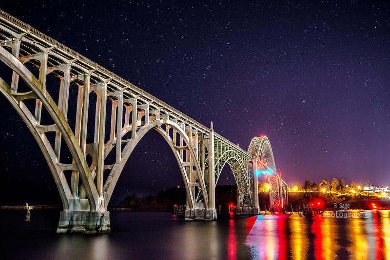 stars over yaquina bay-7840