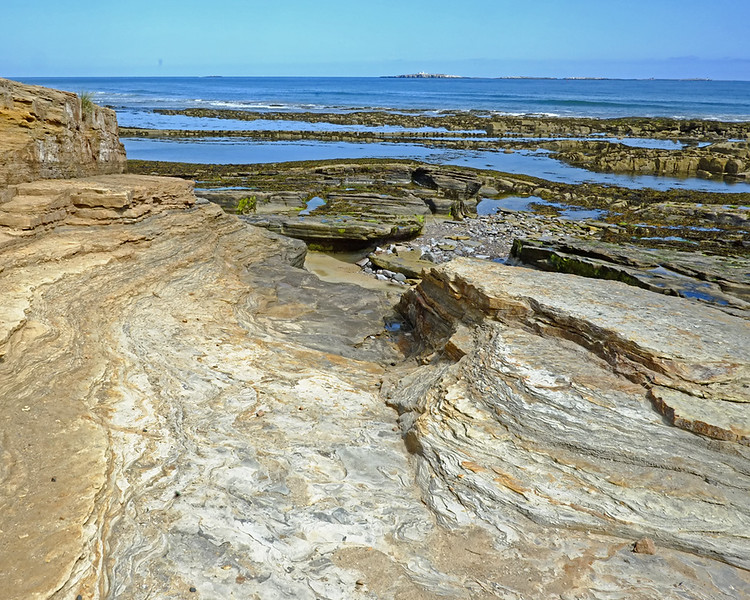 Seahouses in Northumberland