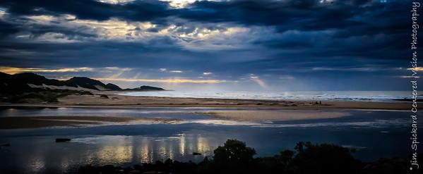 Nguisi River Sky
