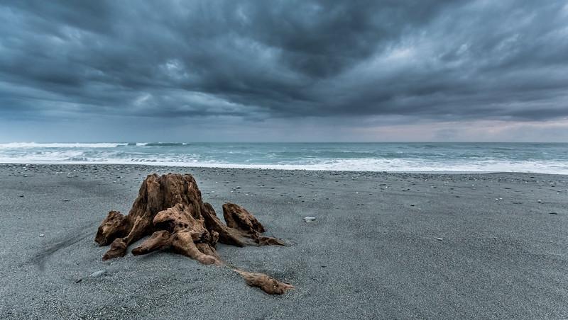 Barren Coast
