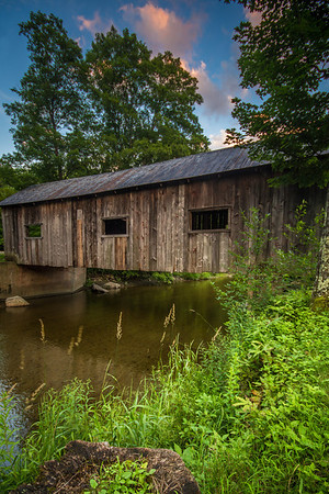 Grafton Village Covered Bridge, Grafton Vermont