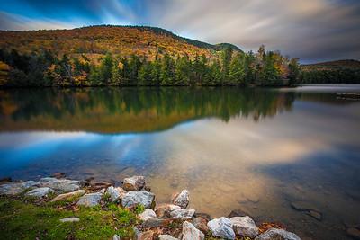 Still Rush. Killington, Vermont