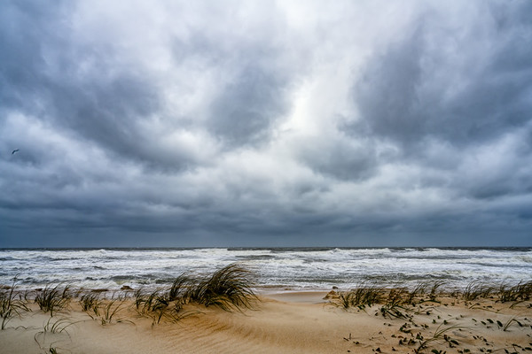 Nor'Easter at the Beach