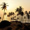Sunst over the Arabian Sea