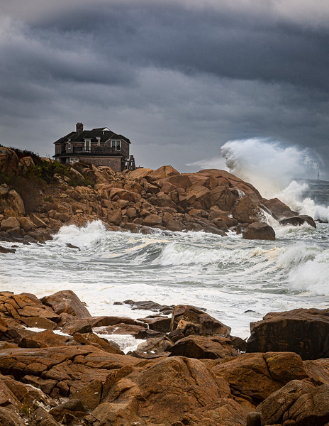 Nor'easter on Cape Ann