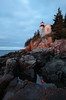 Booth Bay Lighthouse, reflections at dawn