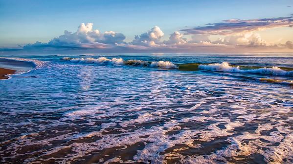 Morning Beach Foam