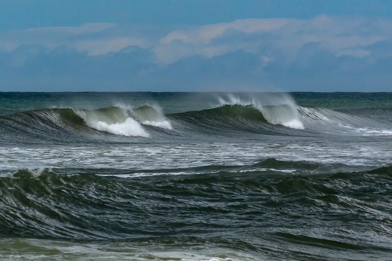 Wind Blown Surf