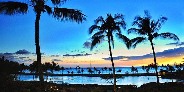 Hawaiian Blue Skies