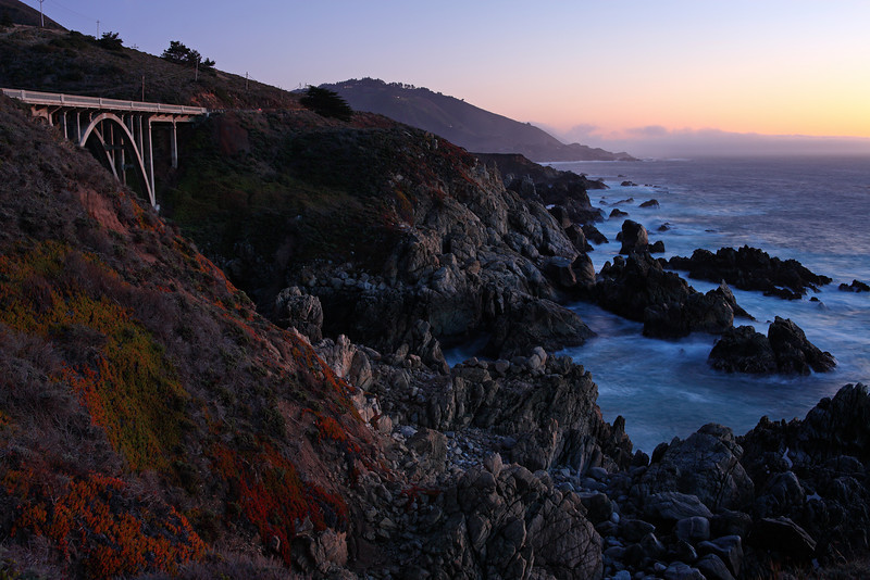 Bridge to the Rocks