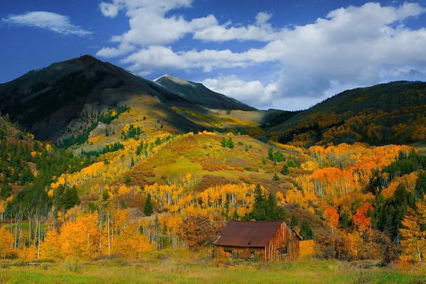 All To Myself - Last Million Dollar Highway, Telluride, Colorado
