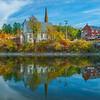 The Town Of Bath_PanoThe Town Of Bath_PanoThe Town Of Bath_Pano - Vermont
