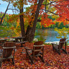 Algonquin Park In Full Color - Algonquin Provincial Park, Nipissing, South Part, Ontario, Canada