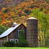 Silo Color  - Vermont