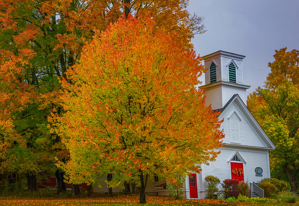 Faith Dressed In Color - Vermont