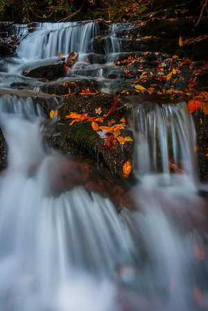 Soca Falls - Great Smoky Mountain Region, North Carolina_45