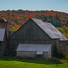 Rural Barns Outside Huntsville - Huntsville, South Part, Ontario, Canada