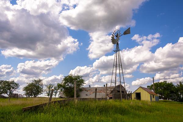 Home On The Range - Bethesda, Little Missouri, North Dakota