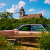 A Relic Of Older Times - Fortuna, Little Missouri, North Dakota