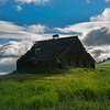 Broken House On The Prarie - The Palouse Region, Washington