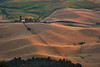 The Giant Rolling Hills Of Harvest - Steptoe Butte State Park, Palouse, Eastern Washington