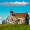 The Forgottewn Grenora Schoolhouse - Grenora, Little Missouri, North Dakota