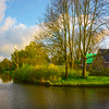 The Inner Waterways Of Holland