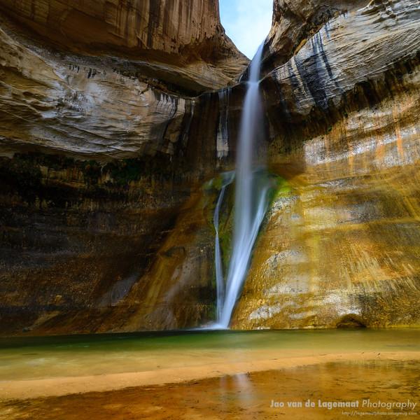 Framed Falls