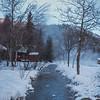 Steam On The River -Chena Hot Springs Resort, Outside Fairbanks, Alaska
