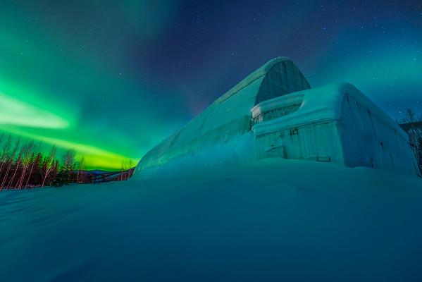 The GreenHouse Effect -Chena Hot Springs Resort, Fairbanks, Alaska