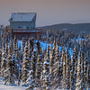 A Great View Mt Skiland -Fairbanks, Mt Aurora Skiland, Alaska