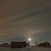 Mt Skiland Under The Moonlight