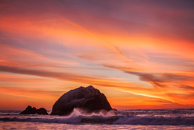 Sutro Baths, San Francisco, California, USA