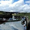 Seaton Sluice harbour and beach