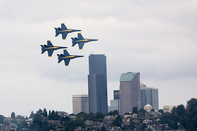 Blue Angels-Seafair 2010