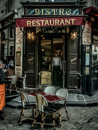Bistro Cafe, Paris