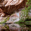West Fork of Oak Creek near Sedona, AZ
