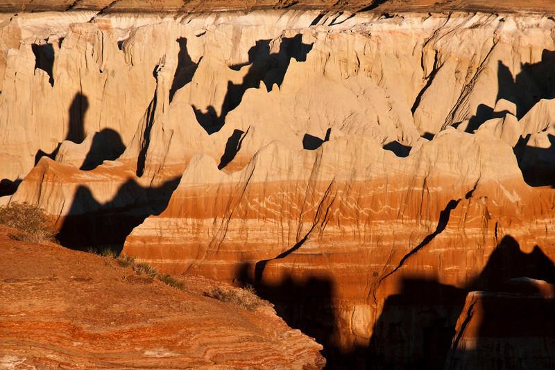 Coal Mine Canyon near Tuba City, AZ