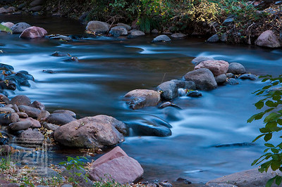 """Serenity"", Oak Creek, Sedona, Az., 11/07/09"