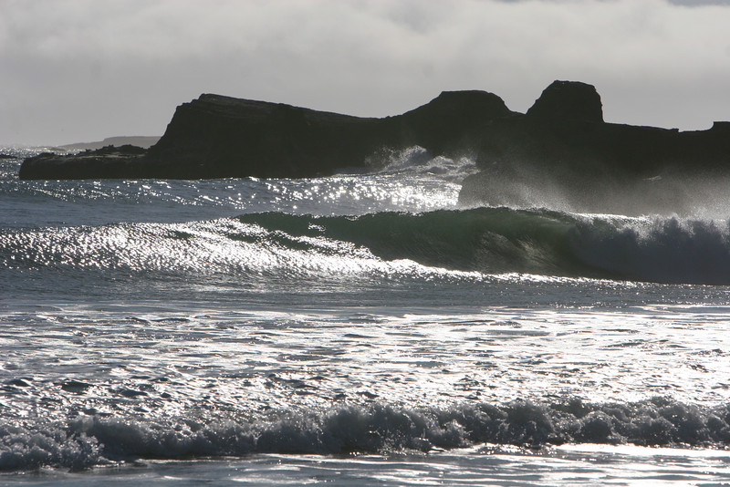 The Pacific Waves