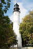 Key West Light - vertical