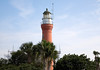 St John's River Light at Mayport Naval Station, Florida