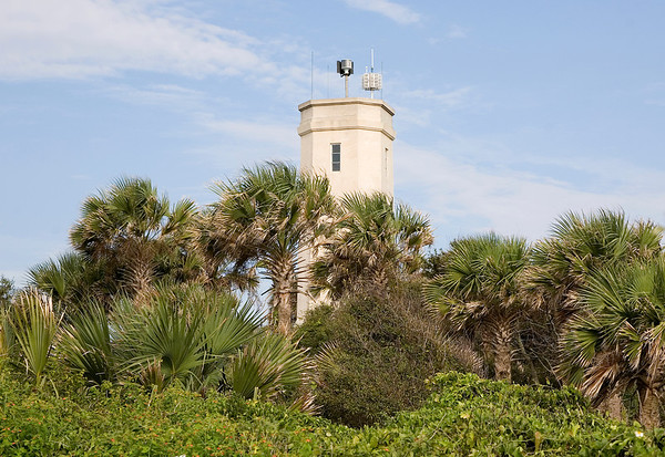 Mayport Light at Mayport Naval Station, Florida
